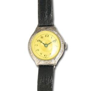 Henex Classic 14k white gold mm  watch