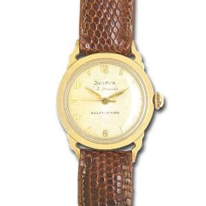 Bulova Classic gold fill mm  watch
