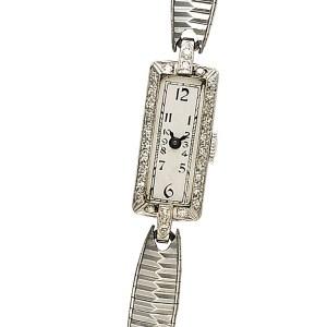 Elgin platinum mm Manual watch
