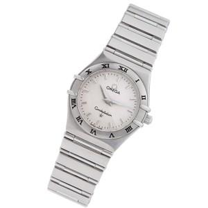 Omega Constellation 6552/864 stainless steel 25mm Quartz watch