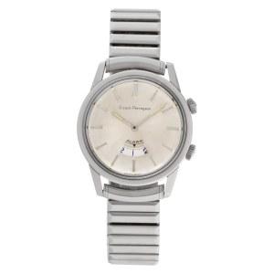Girard Perregaux Alarm 1475 stainless steel 35mm Manual watch