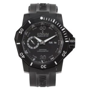 Corum Admirals Cup 947.950.94/0371 AN22 titanium 48mm auto watch