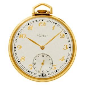 Jules Jurgensen pocket watch xxx 14k N/A dial 43mm Manual watch