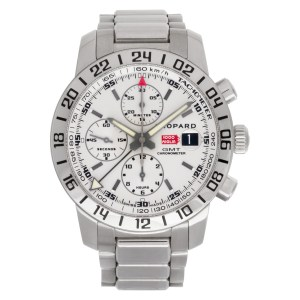 Chopard Mille Miglia 8992 Stainless Steel White dial 42mm Automatic watch
