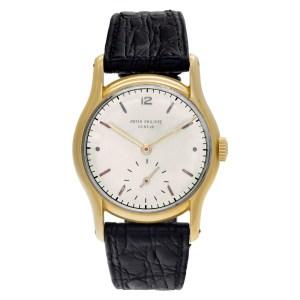 Patek Philippe Calatrava 2406 18k 34mm Manual watch