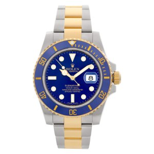 Rolex Submariner 116613 Stainless Steel Blue dial 40mm Automatic watch