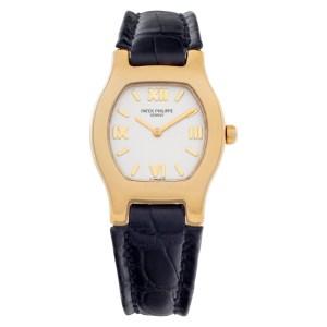 Patek Philippe Gondolo 4850 18k 26mm Quartz watch