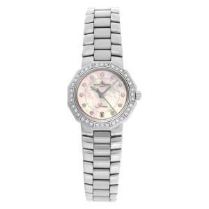 Baume & Mercier Riviera MV045057 stainless steel 25mm Quartz watch