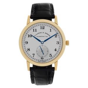Lange & Sohne Saxonia 133911 18k 36mm Manual watch