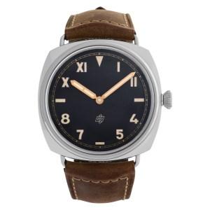 Panerai Radiomir pam 424 stainless steel 47mm Manual watch