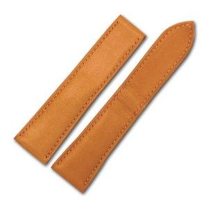 Bedat & Co. orange leather strap (19x16)