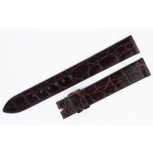 Corum brown alligator strap (15x14)