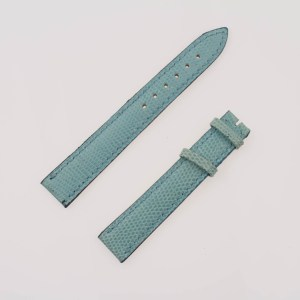Chopard Used Blue Leather Strap (16 X 14)