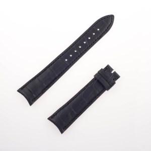Vacheron Constantin Geneve black alligator strap. (19x16)