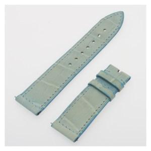 Franck Muller blue alligator strap (18 x 16)