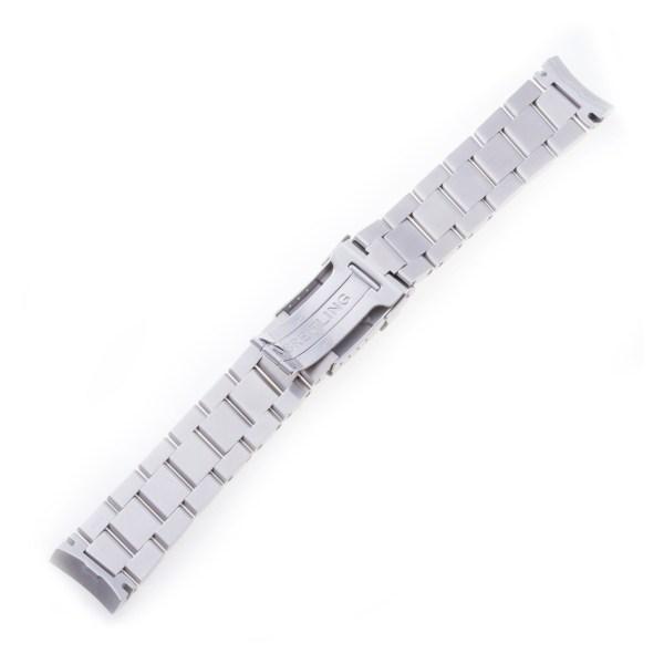 Breitling 22mm professional chrono colt stainless steel bracelet