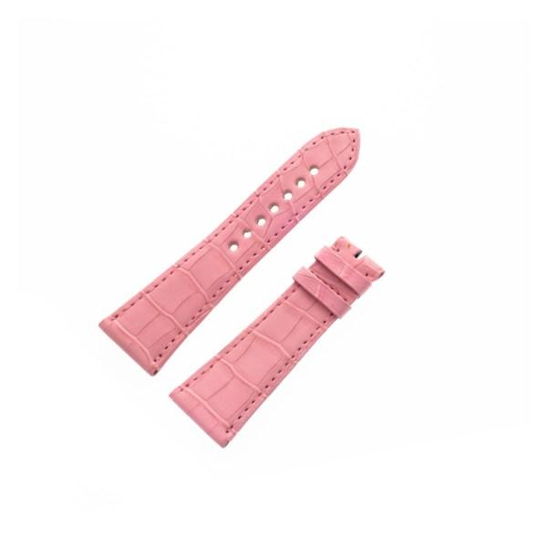 Cartier Alligator matte Pink (24x19mm)