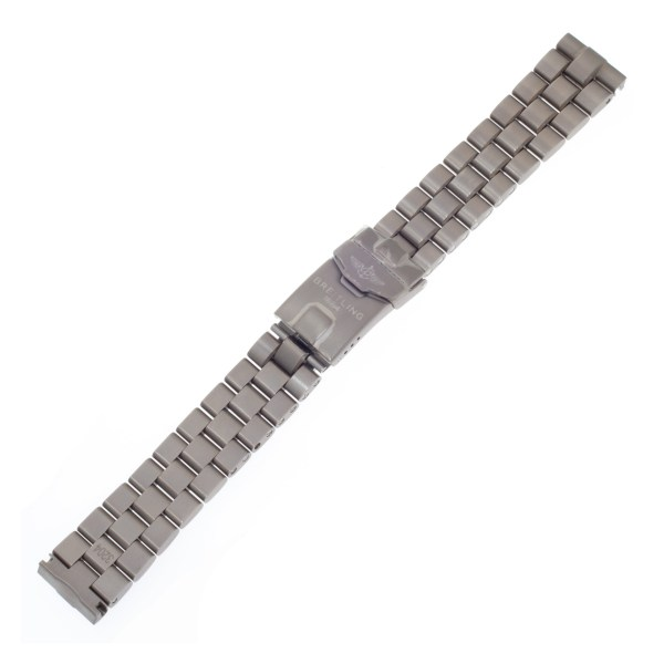 Breitling Professional titanium band with deployant clasp (20mm)