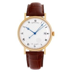 Breguet Classique 5177Ba/12/9V6 18k 38mm auto watch