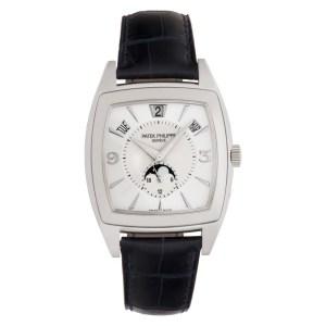 Patek Philippe Gondolo 5135G white gold 34mm auto watch