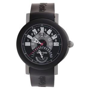 Gerald Genta Arena Bi Retro BSP Y 80 stainless steel 46mm auto watch