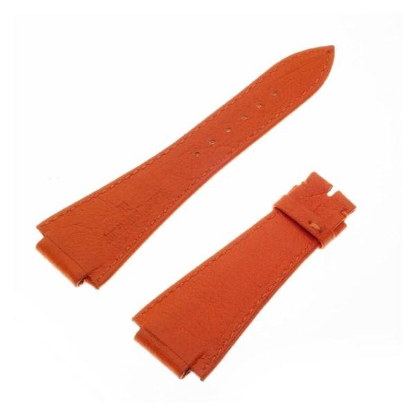 Audemars Piguet Royal Oak orange calf leather strap 19mm x 17mm