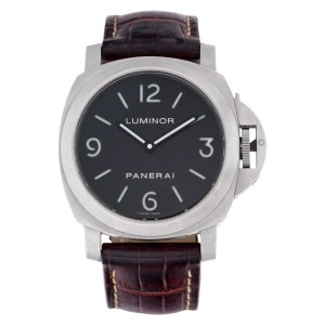 Panerai Luminor PAM00112 titanium 43mm Manual watch