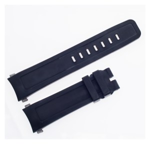 IWC Aquatimer black rubber strap (22mm x 20mm)