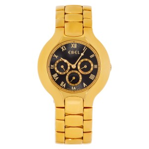 Ebel Lichine 8964980 18k 37mm auto watch