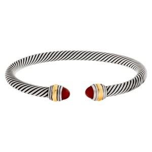 David Yrman 14k & sterling silver bracelet