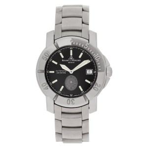 Baume & Mercier Capeland 65353 stainless steel 38.5mm auto watch