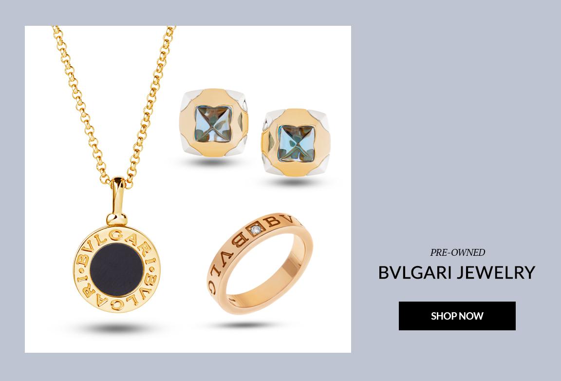 Bvlgari Banner-Luxury Jewelry