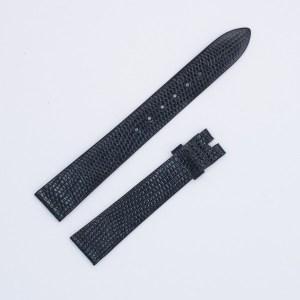 Corum black lizard strap (14x12)