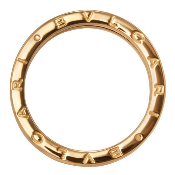 Bvlgari  ring 18k yellow gold