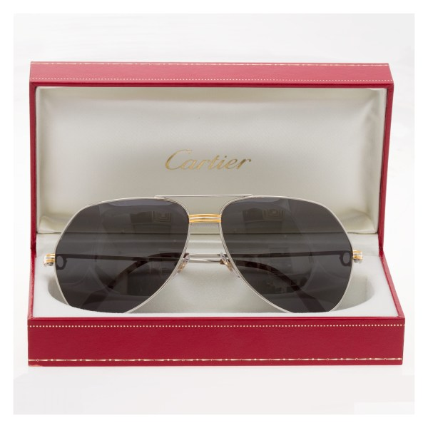 Cartier glasses with box