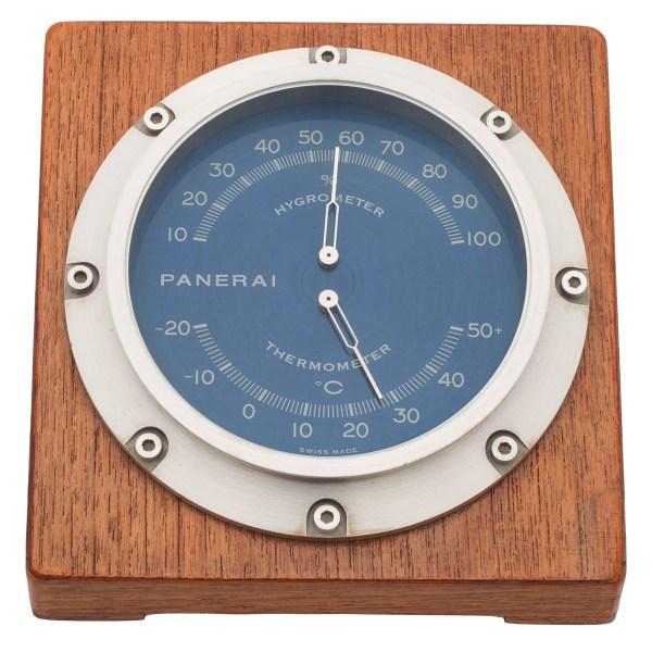 PANERAI PAM00256 Desktop Hygro-Thermometer