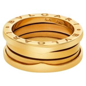 Bvlgari B.Zero-1 in 18k yellow gold