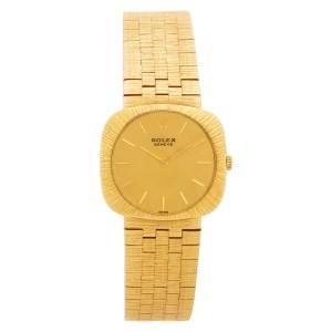 Cartier Roadster W62018V1 18k 36mm Quartz watch