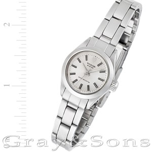 Tudor Oyster 7535/0 stainless steel 21.5mm Manual watch