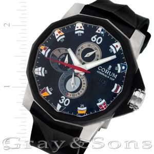 Corum Admirals Cup 277.931.06/0371 titanium 48mm auto watch