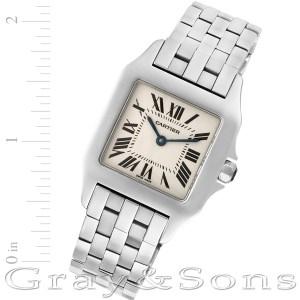 Cartier Demoiselle w25065z5 stainless steel 26mm Quartz watch