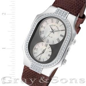 Philip Stein Teslar stainless steel 34mm Quartz watch