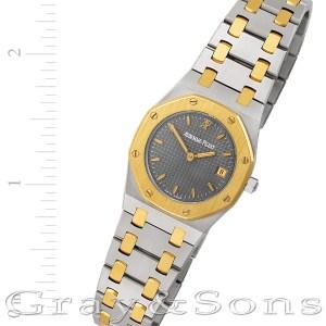 Audemars Piguet Royal Oak e6672 18k & steel 24mm Quartz watch