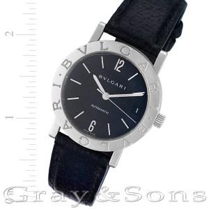 Bvlgari Bvlgari bb33sl auto stainless steel 33mm auto watch