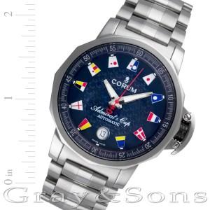 Corum Admirals Cup 082.833.20 stainless steel 40mm auto watch