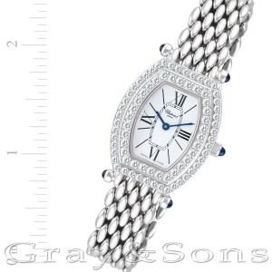 Chopard Classic 10/6560-23W 18k white gold 24mm Quartz watch