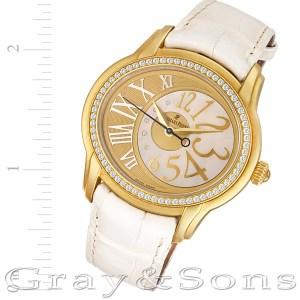Audemars Piguet Millenary 77301BA.ZZ.D097CR.01 18k mm auto watch