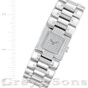 Piaget Dancer 50010 K83 18k white gold 21mm Quartz watch