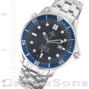 Omega Seamaster 254118000 stainless steel 41mm Quartz watch
