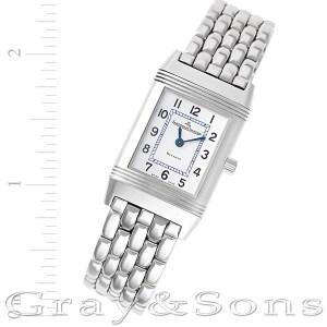 Jaeger LeCoultre Reverso 260808 stainless steel 20.5mm Quartz watch